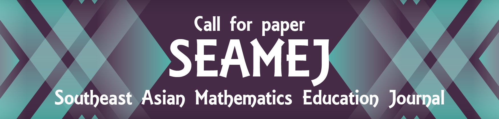 Southeast Asian Mathematics Education Journal